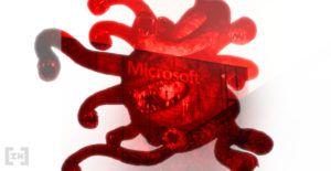 Microsoft encuentro cripto virus
