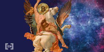 Bitcoin en el cielo