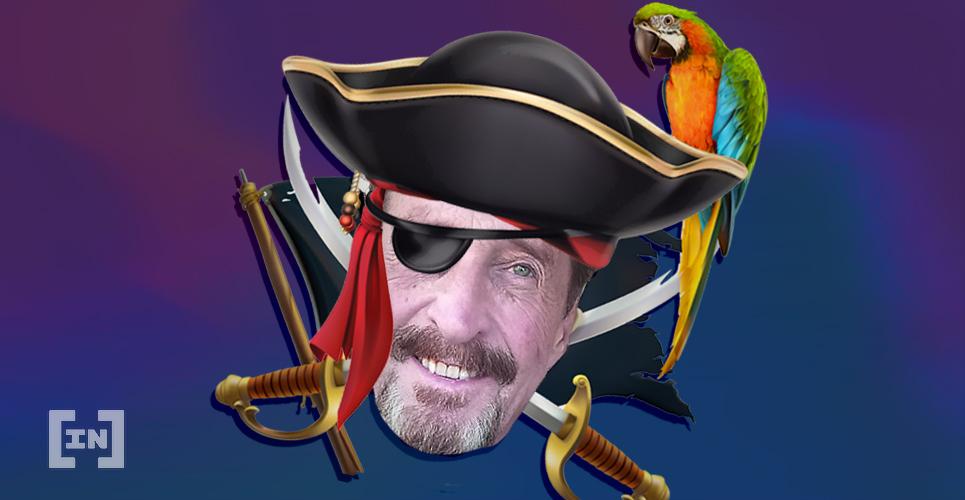 JOhn Mcfee pirata