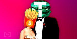 Tether y Bitcoin