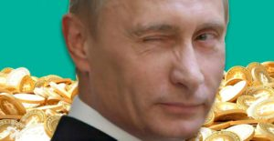 Putin y Bitcoin