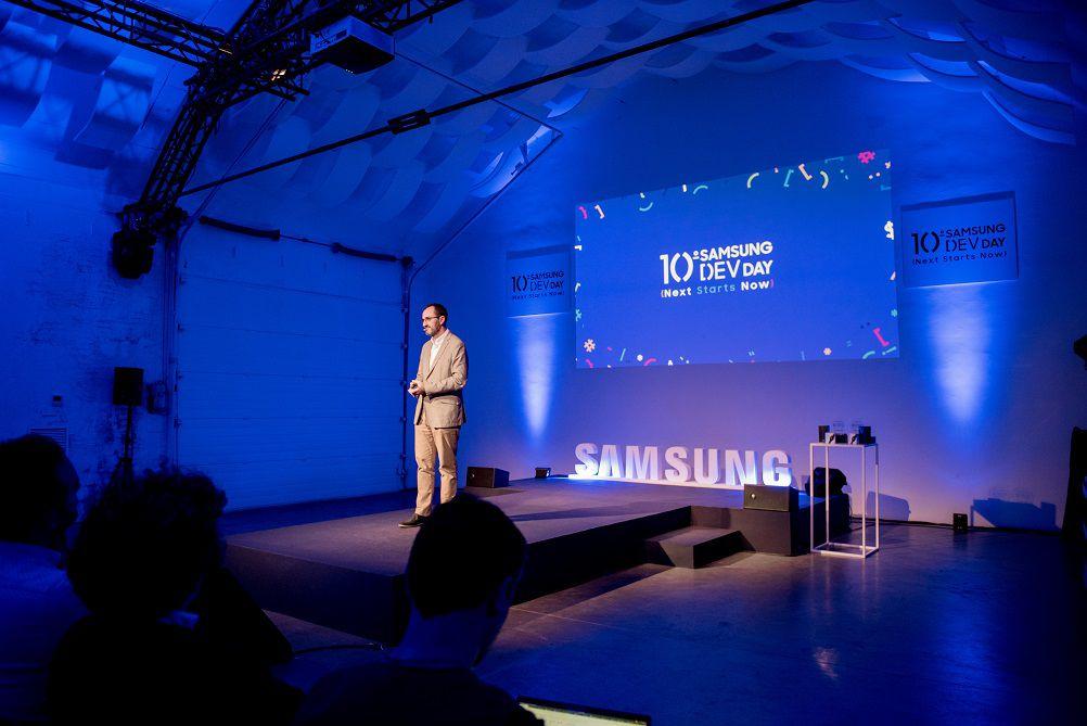 Samsung Dev Day. Cortesía: Samsung