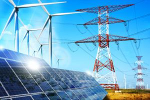 Electricidad sostenible