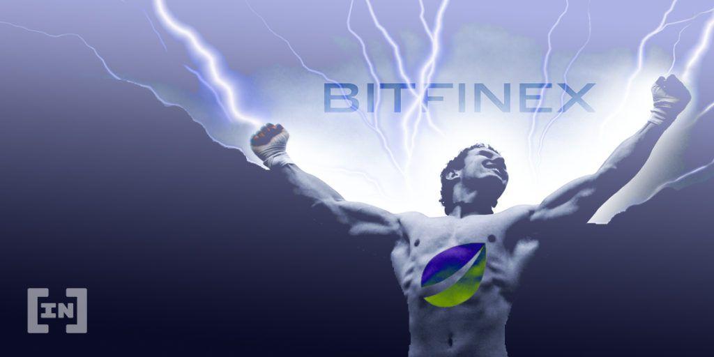 Bitfinex lightning network