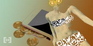 Bitcoin record addresses