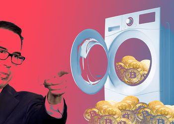 Bitcoin lavado de Mnuchin