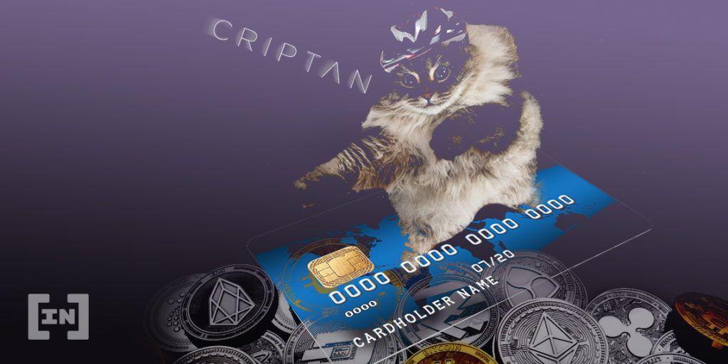 Criptan tarjeta débito