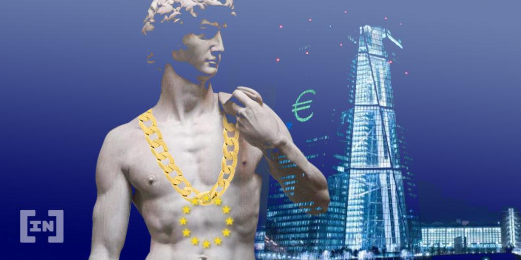 Banco central europeo y cripto