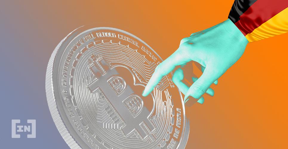 Banco cripto Alemania
