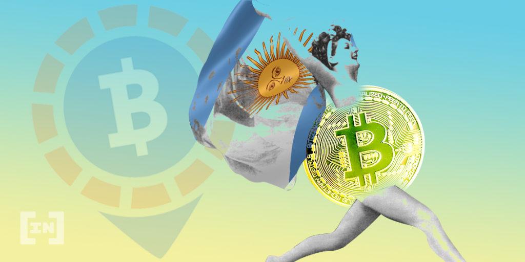 Localbitcoins Argentina record