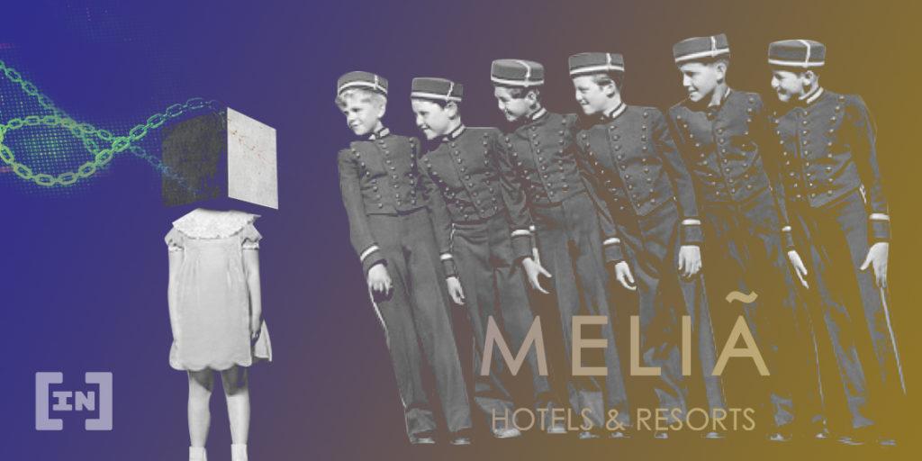 Melia hoteles y blockchain