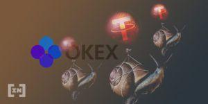 Okex tether