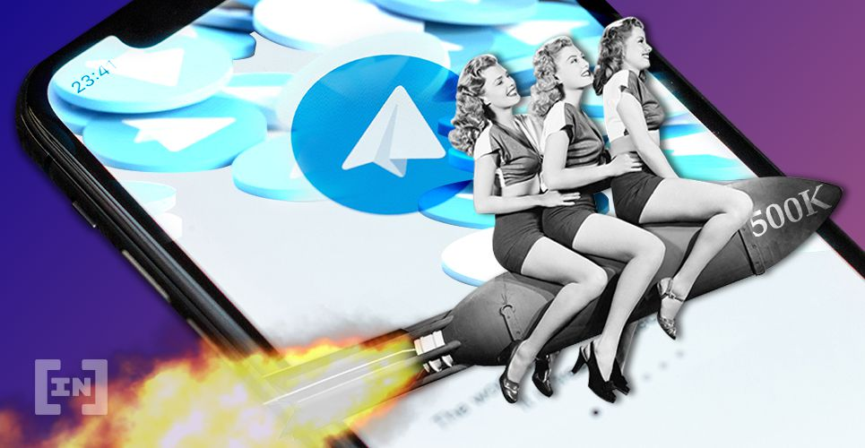 Telegram cripto