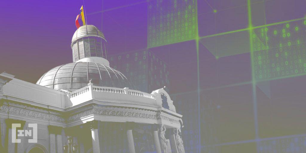 Venezuela Asamblea Conectada Blockchain