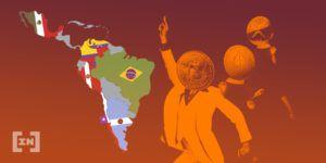 América Latina cripto