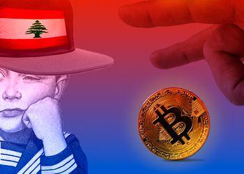 Lebanon Bitcoin bancos