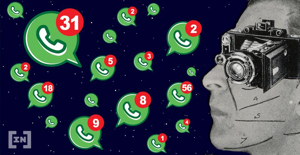 Whatsapp crypto