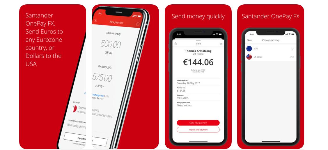 OnePay FX, la solución de Santander basada en tecnología de Ripple