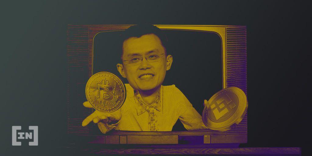 Changpeng Zhao Binance Bitcoin