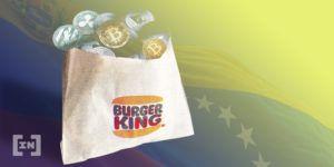 Burger King Venezuela acepta cripto como pago