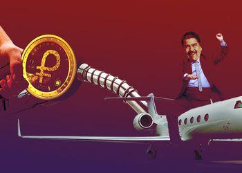 Maduro Petro aerolíneas