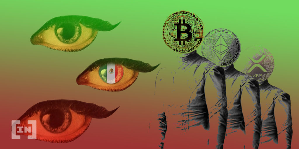 México y criptomonedas