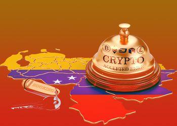 Hotel cripto Venezuela