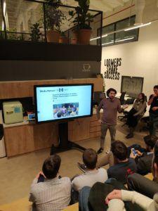 Meetup regulación de criptoactivos