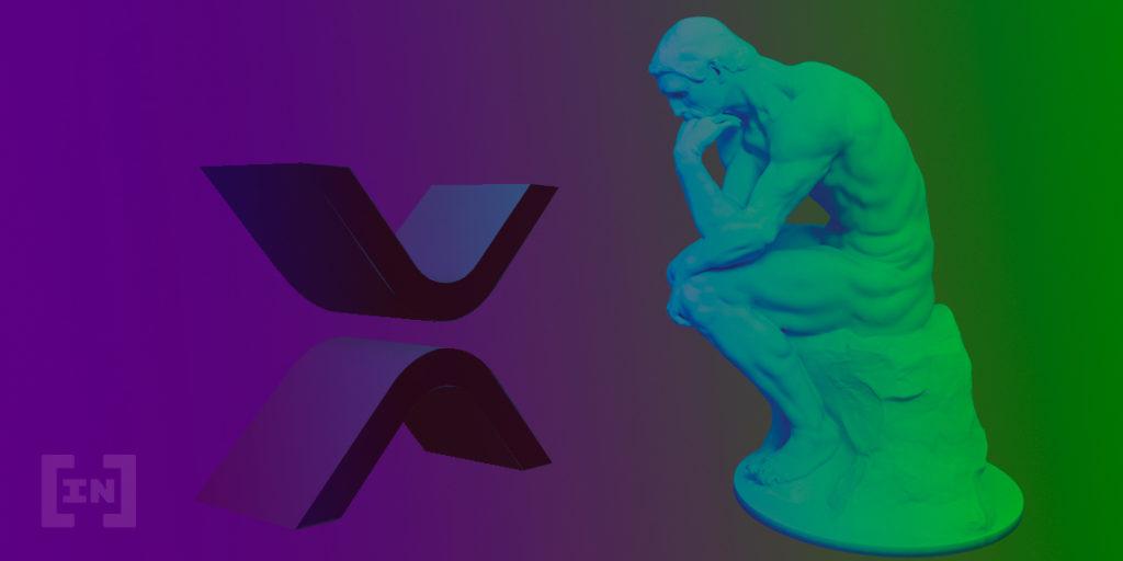 XRP reflexión