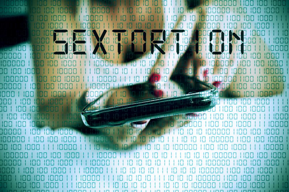 Sextortion