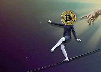 Bitcoin en vilo