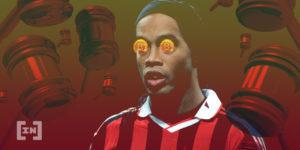 Ronaldinho y Bitcoin