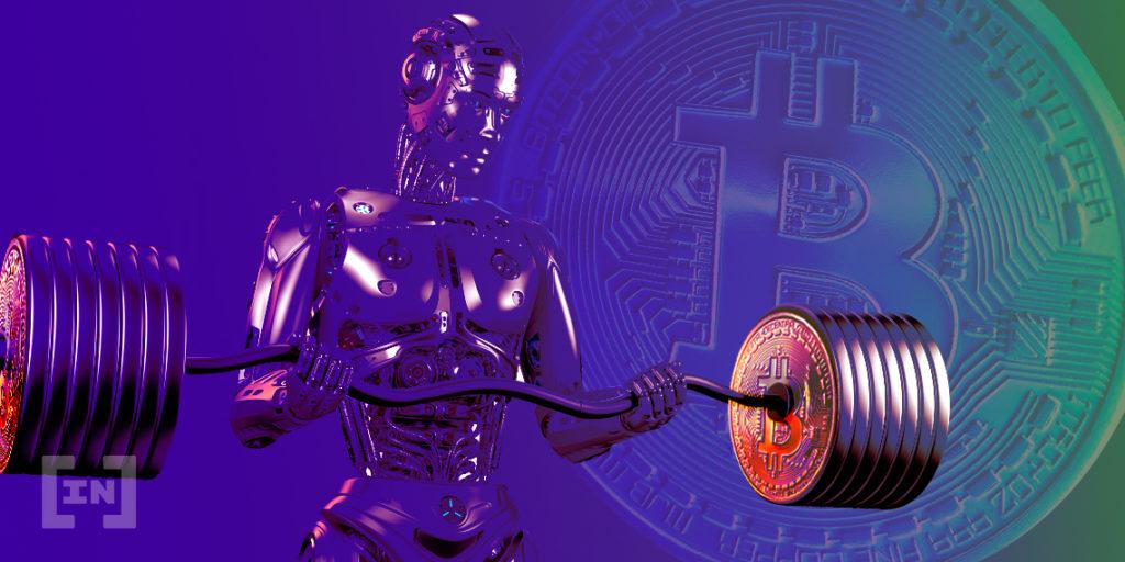 Bitcoin fuerte