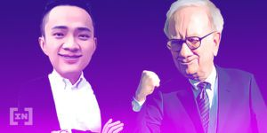 Warren Buffet y Justin Sun