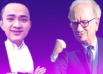 Warren Buffet y Justin Sun