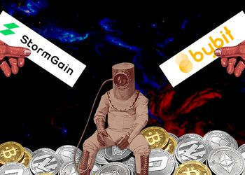 Stormgain y Bybit