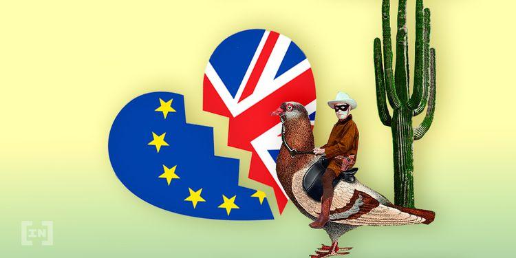 Brexit blockchain