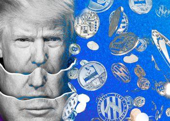 Trump versus Bloomberg
