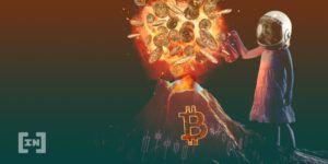 Bitcoin explotando