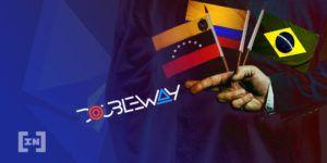 Doubleway estafa Venezuela, Colombia y Brasil