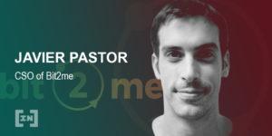 Javier Pastor CSO Bit2me