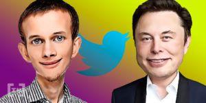 Musk y Buterin apoyan a Jack Dorsey CEO de Twitter