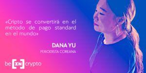 Dana Yu BeInCrypto
