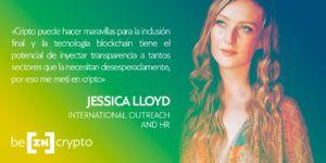 Jessica Lloyd BeInCrypto