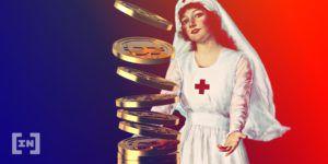 cruz roja bitcoin
