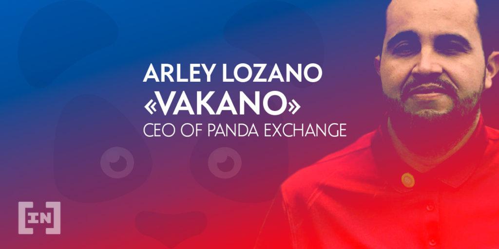 Arley Lozano Panda Exchange