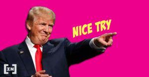 Trump buen intento
