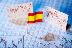 España problemas financieros