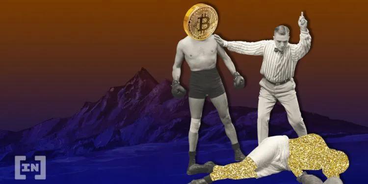 Bitcoin versus Oro