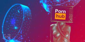 Pornhub cripto